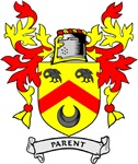 PARENT Coat of Arms