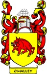 O'MALLEY Coat of Arms