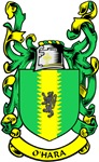 O'HARA Coat of Arms