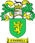 O'FARRELL Coat of Arms