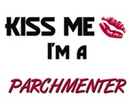 Kiss Me I'm a PARCHMENTER