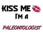Kiss Me I'm a PALEONTOLOGIST