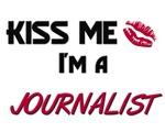 Kiss Me I'm a JOURNALIST
