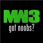 MW3 got noobs?