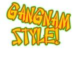 Gangnam style yellow