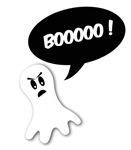 BOOOOO ! Ghost Halloween