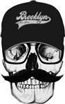 Skull Brooklyn Cap