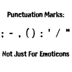 Not Just For Emoticons