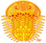 Hot Rod Trilobite