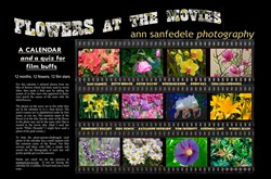 Flowers at the Movies