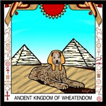 WHEATEN TERRIER: WHEATEN SPHINX
