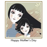 MOTHER'S DAY: FROM DAUGHTER
