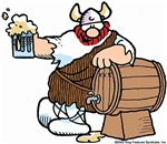 Hagar and Keg