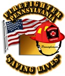 Fire - Firefighter - PA