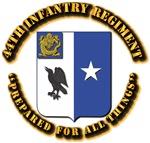 COA - 44th Infantry Regiment