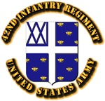 COA - 42nd Infantry Regiment