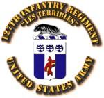 COA - Infantry - 127th Infantry Regiment
