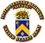COA - Infantry - 184th Infantry Regiment