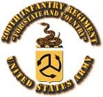 COA - Infantry - 200th Infantry Regiment