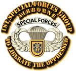 1st SFG Airborne Bdge w Flash
