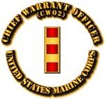 USMC - Chief Warrant Officer - CW2