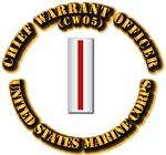 USMC - Chief Warrant Officer - CW5
