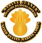 USMC - Marine Gunner