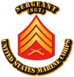 USMC - Sleeve - SGT