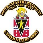COA - 509th Infantry Regiment