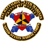 1st Bn 12th Marines with Text