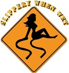 Slippery When Wet - Girl