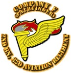 Co F - 2nd Bn - 82nd Aviation - Pathfinder