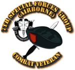 7th Special Forces - Combat Vet