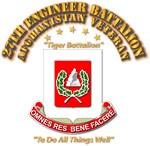 27th Engineer Bn - Afghan Vet