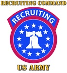 SSI - Army - Recruiting Command with Text