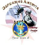 Navy - SOF - Seal Team 6 - Defending America,  Spe
