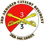 Cavalry - 3rd Squadron - 3rd ACR  with Text