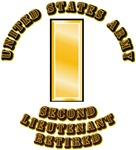 Army - 2nd Lieutenant - Retired