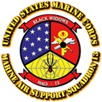 Marine Aviation Logistics Squadron 13 with Text