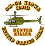 Army - OH-58 - Kiowa - Hunter Killer