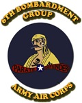 Army -  Air - Corps - 6th Bombardment Group