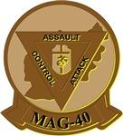 USMC - Marine Aircraft Group 40