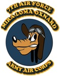 AAC - 7th Air Force,Mira Loma, Oxnard