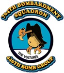 704th Bombardment  Squadron - 446th Bomb Group