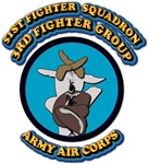 51st Fighter Squadron - 3rd Fighter Group
