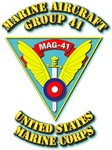 USMC - Marine Aircraft Group 41