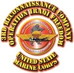 USMC - 3rd Reconnaissance Company - Operation Iraq