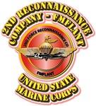 USMC - 2nd Reconnaissance Company - FMFLANT