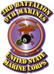 USMC - 3rd Battalion - 9th Marines