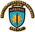Army - SOF - SSI - SOCPAC